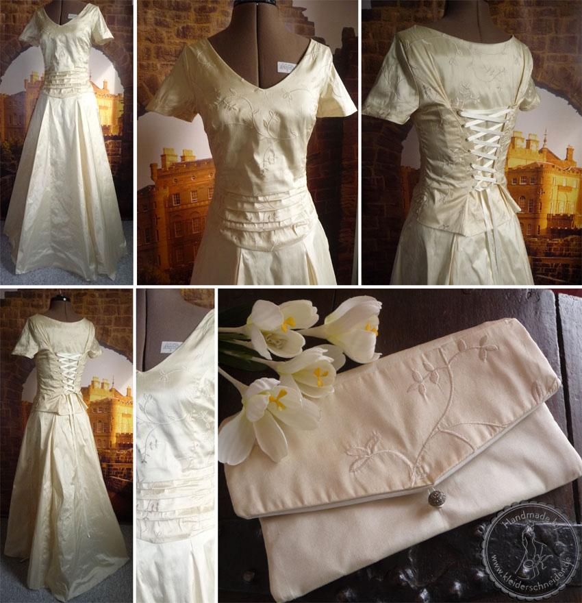 wunderschönes Brautkleid, Hochzeitskleid, Brautgewand