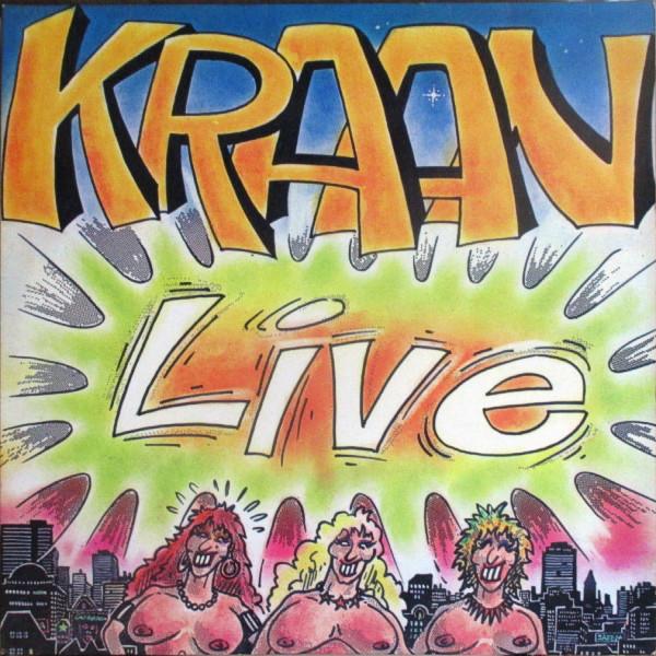 1975 - KRAAN - LIVE