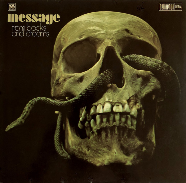 1973 - MESSAGE - FROM BOOKS AND DREAMS
