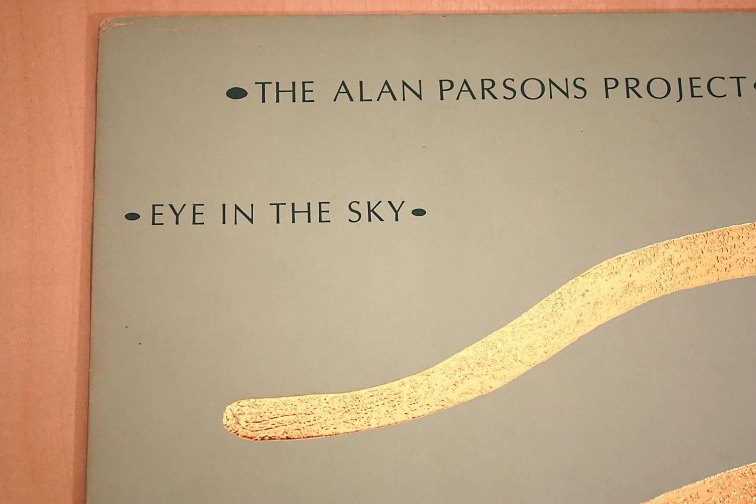 Detailausschnitt: Titel und Prägung in Gold Print