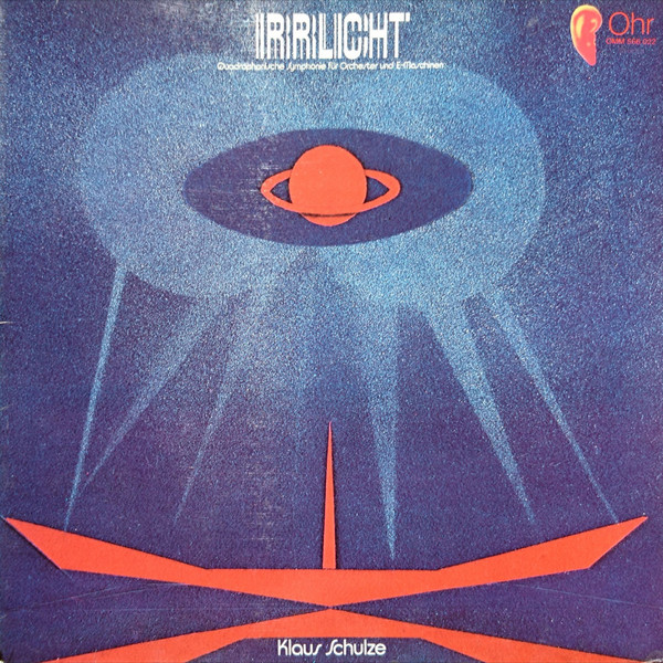 1972 - KLAUS SCHULZE - IRRLICHT