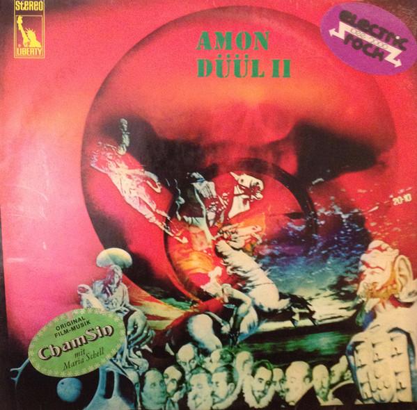 1971 - AMON DÜÜL II - TANZ DER LEMMINGE