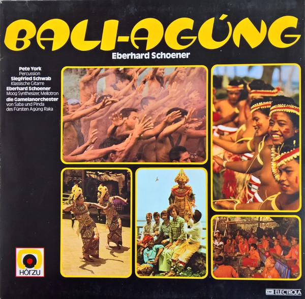 1976 - EBERHARD SCHOENER - BALI-AGUNG