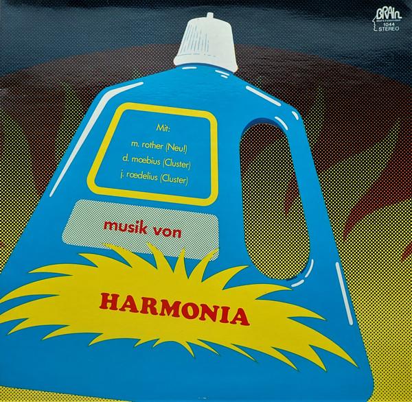 1974 - HARMONIA - MUSIK VON HARMONIA