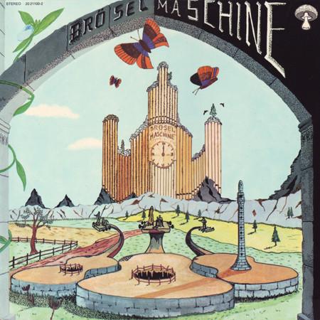 1971 - Bröselmaschine – Bröselmaschine