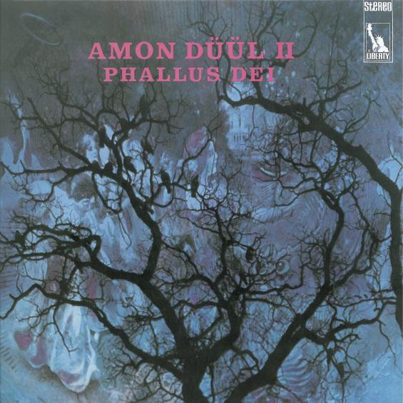 1969 - AMON DÜÜL II - PHALLUS DEI