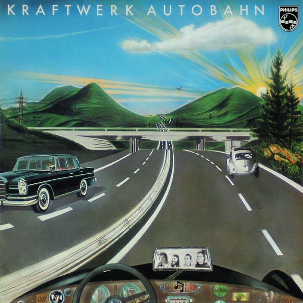 1974 - KRAFTWERK - AUTOBAHN