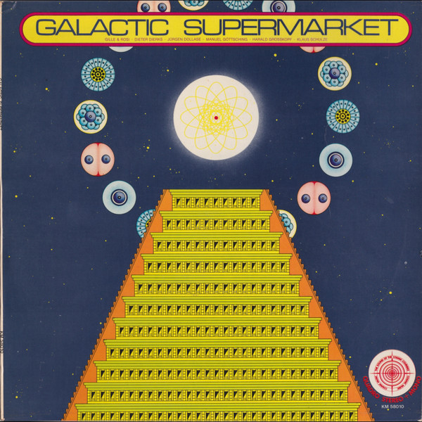 1974 - THE COSMIC JOKERS - GALACTIC SUPERMARKET