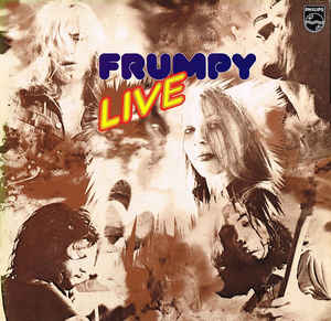 1972 - FRUMPY - FRUMPY LIVE
