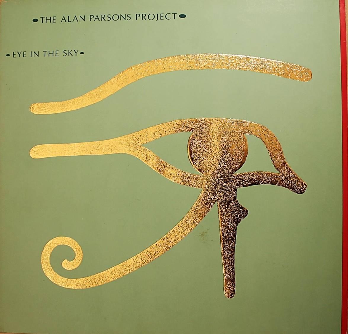 Vorne: Interpret und Album-Titel