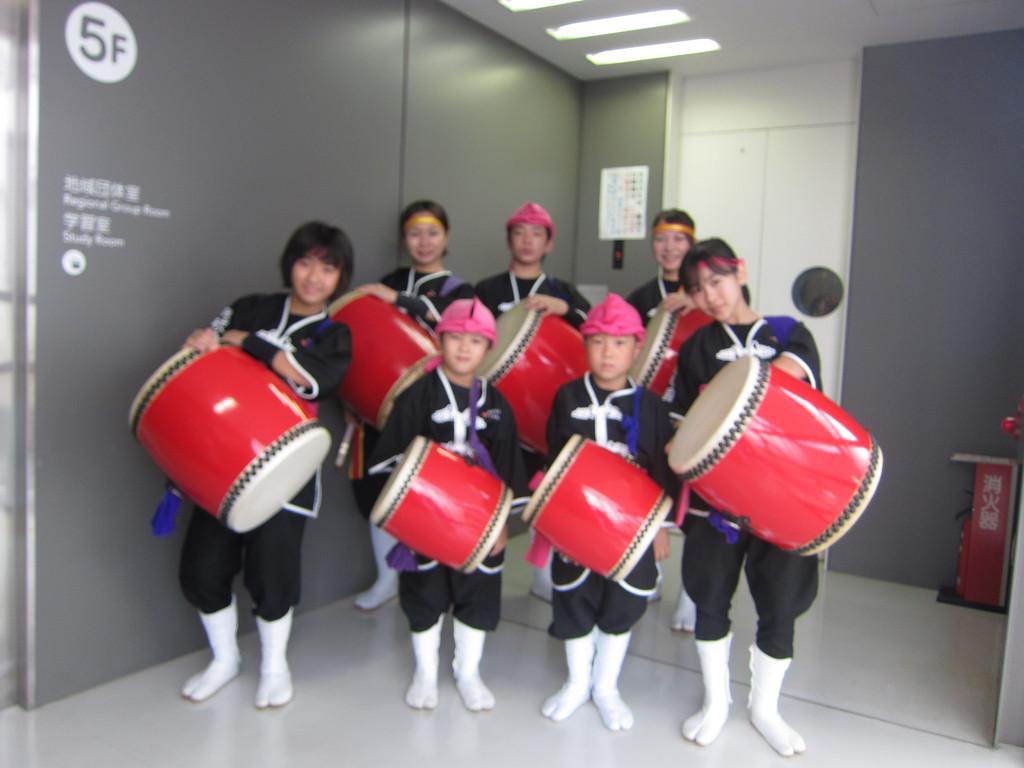 奈良屋公民館文化祭