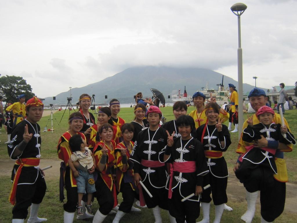 2011年 エイサーページェントin鹿児島