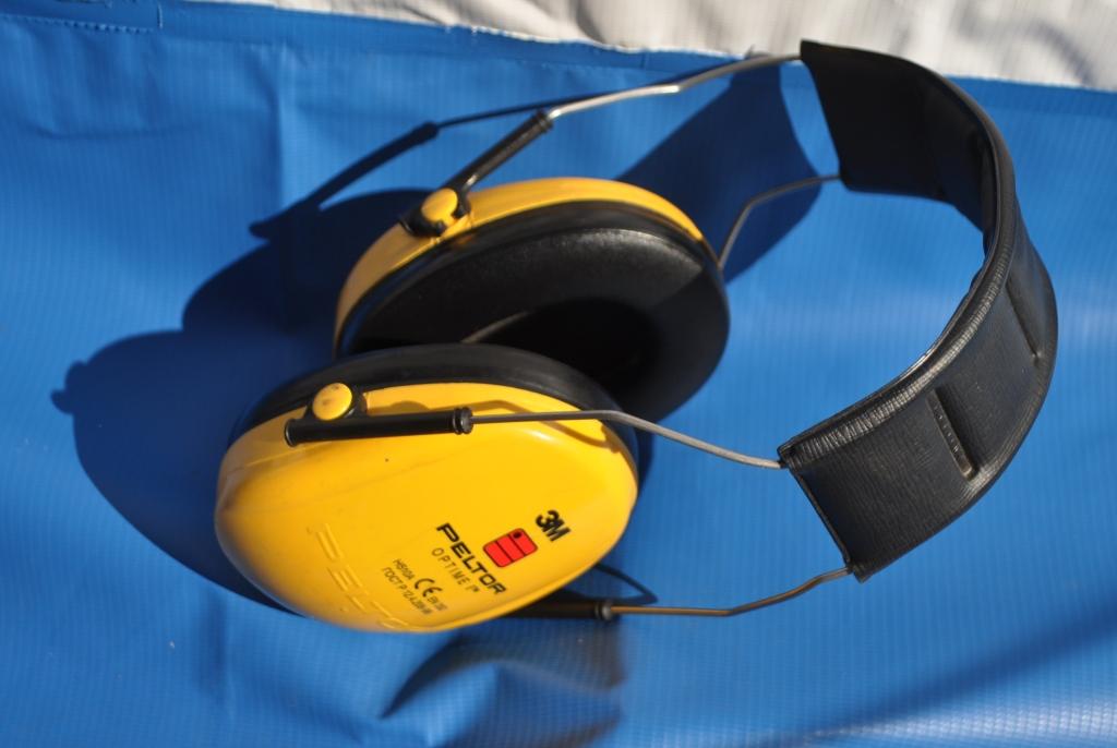 Gehörschutz 3M gelb