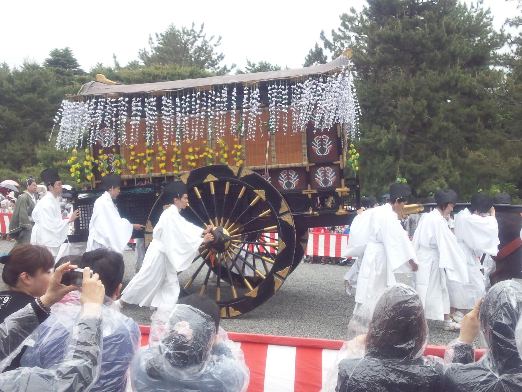 5月15日葵祭