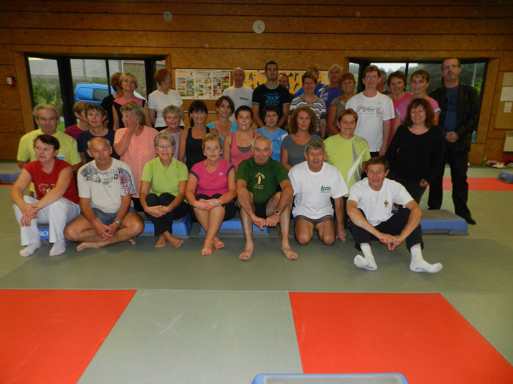 Gym - Judo Club Silléen