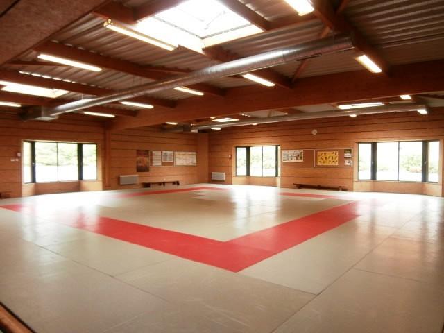 Dojo du Judo Club Silléen