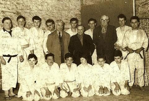 1962 – les écuries de l'Hôtel du grand Turc