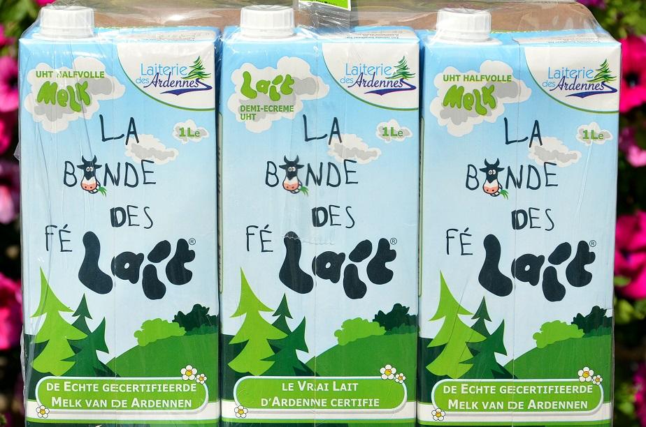 La Ferme des Basses - Vente de lait