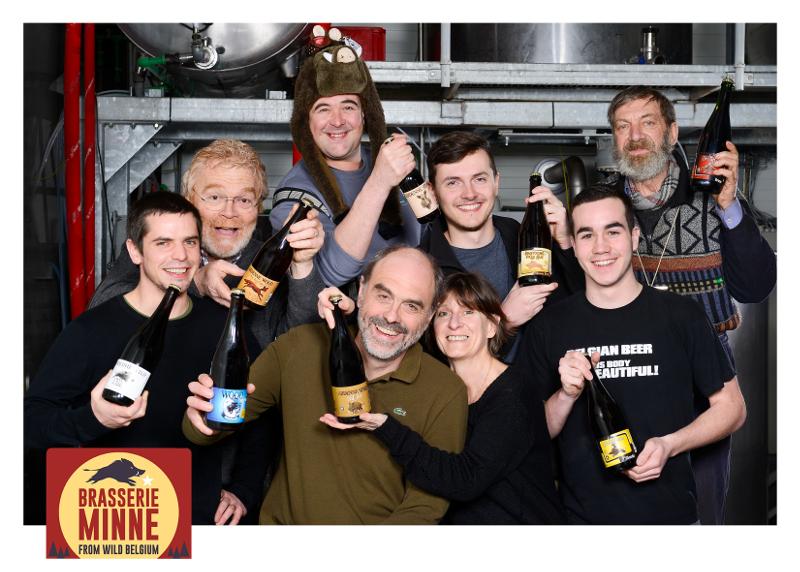 Brasserie Minne | L'équipe