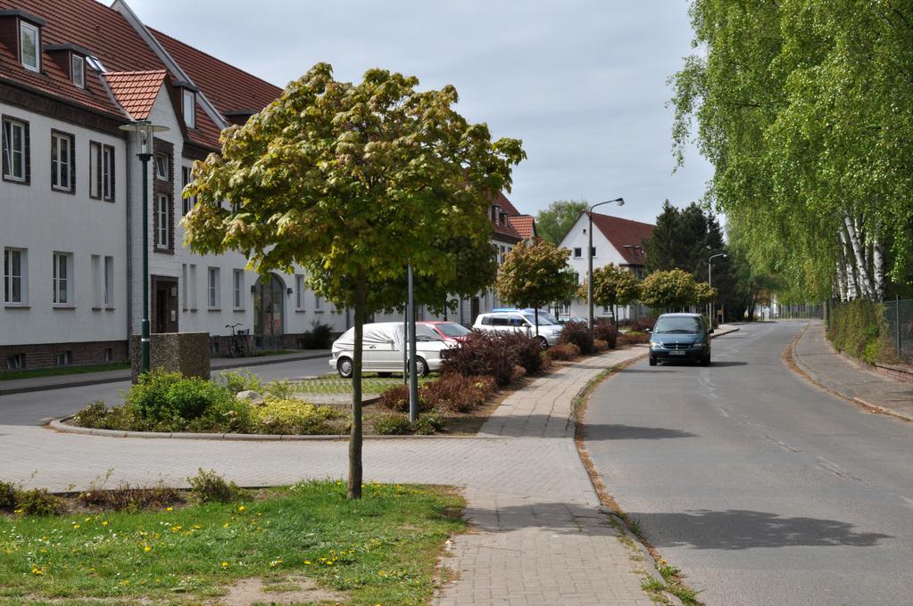 """Der """"Lange Block"""" Max - Reimann - Straße 11-19"""