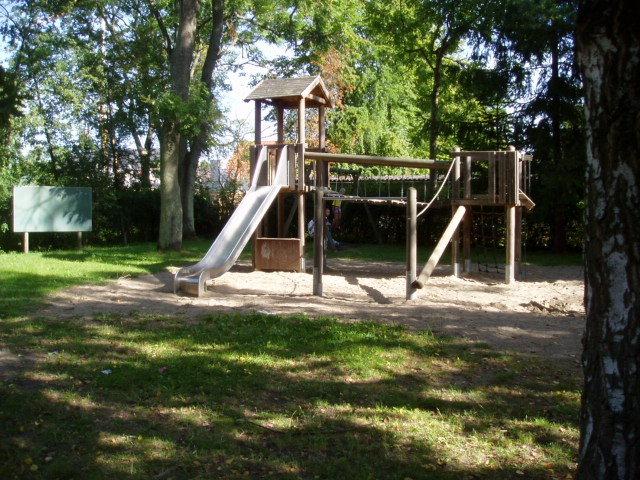 Der Spielplatz