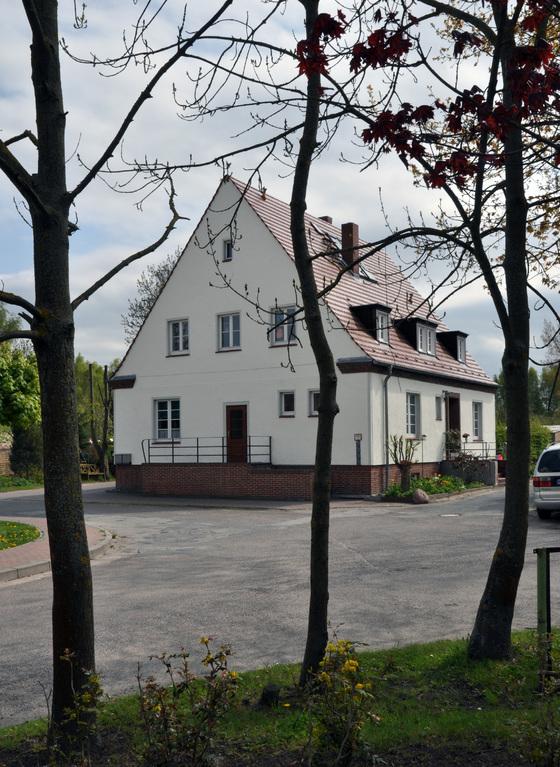 Das ehemalige Arzthaus
