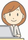 20代 女性 事務のイメージ画像
