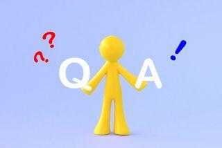 営業に関しての質問