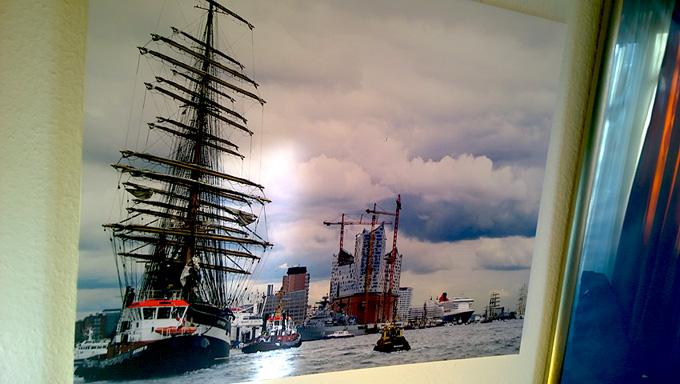 Beispiel Kundenauftrag: FineArt Fotografie aus dem Buch - auf Leinen 90 x 60 cm, 2/2016