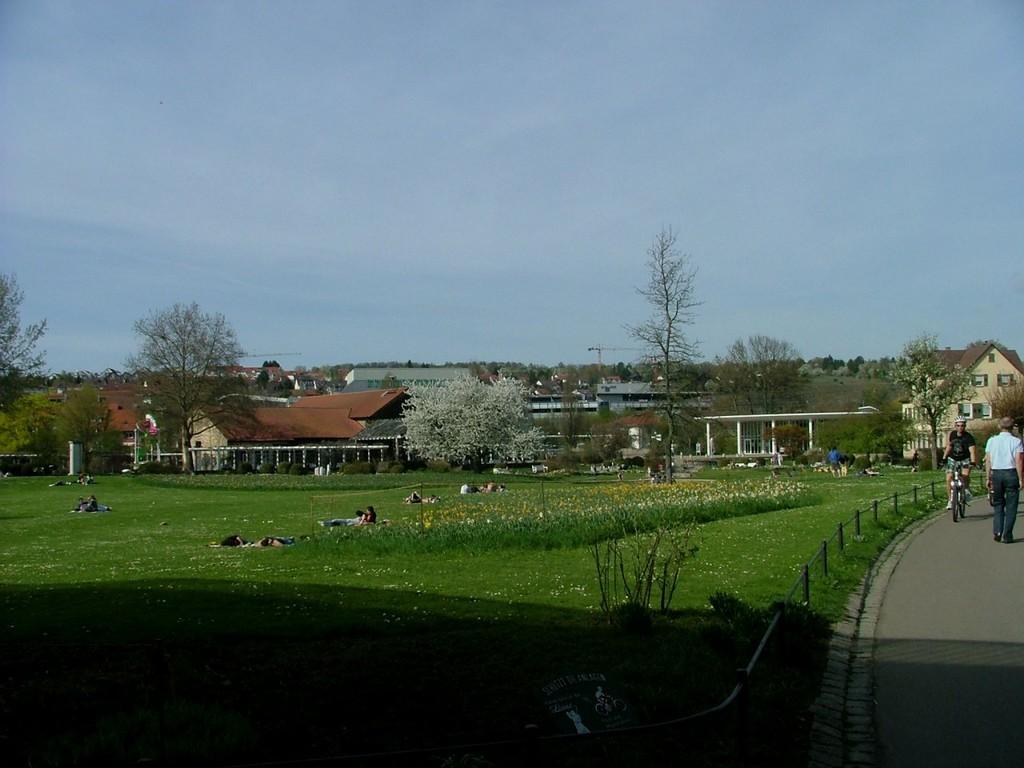 Bürgergarten in Bietigheim-Bissingen