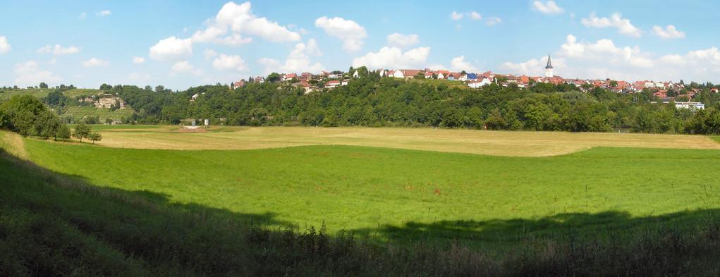 Ökologisches Großprojekt Zugwiesen Ludwigsburg 2