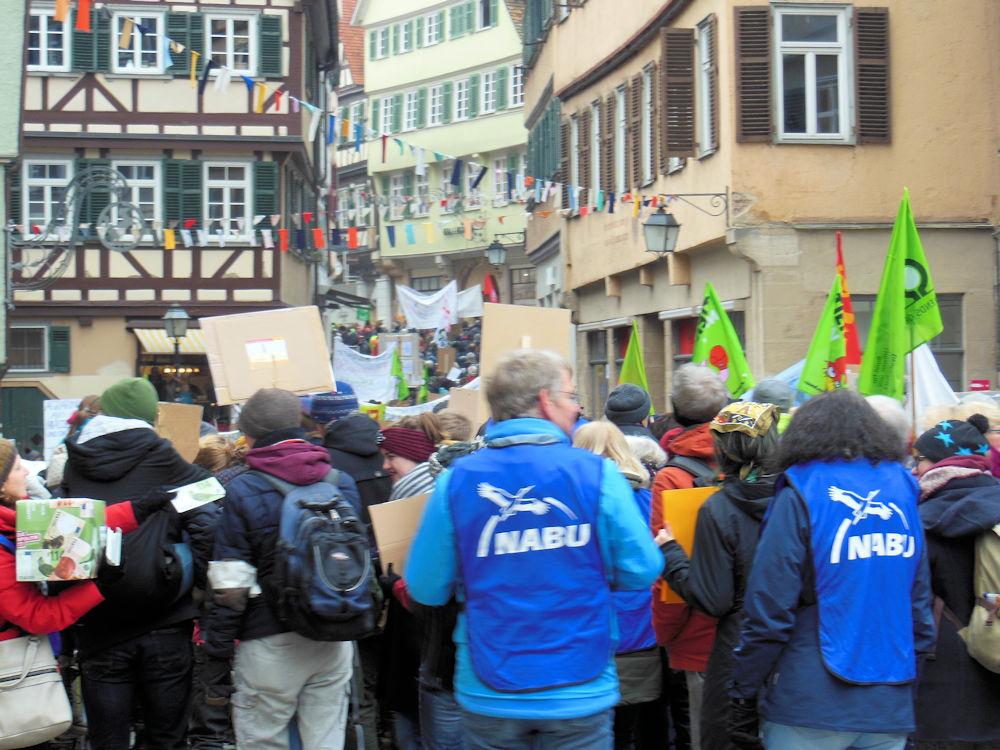 Viele NABUs waren dabei, Foto F. Handel