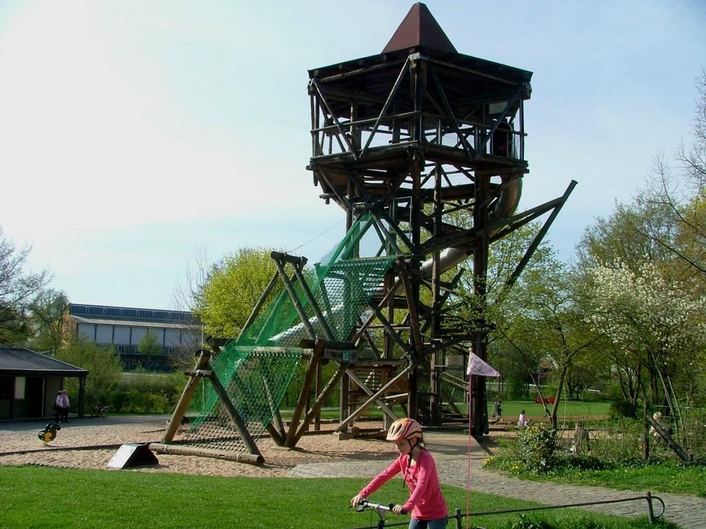 Kinderspielplatz beim Bürgergarten