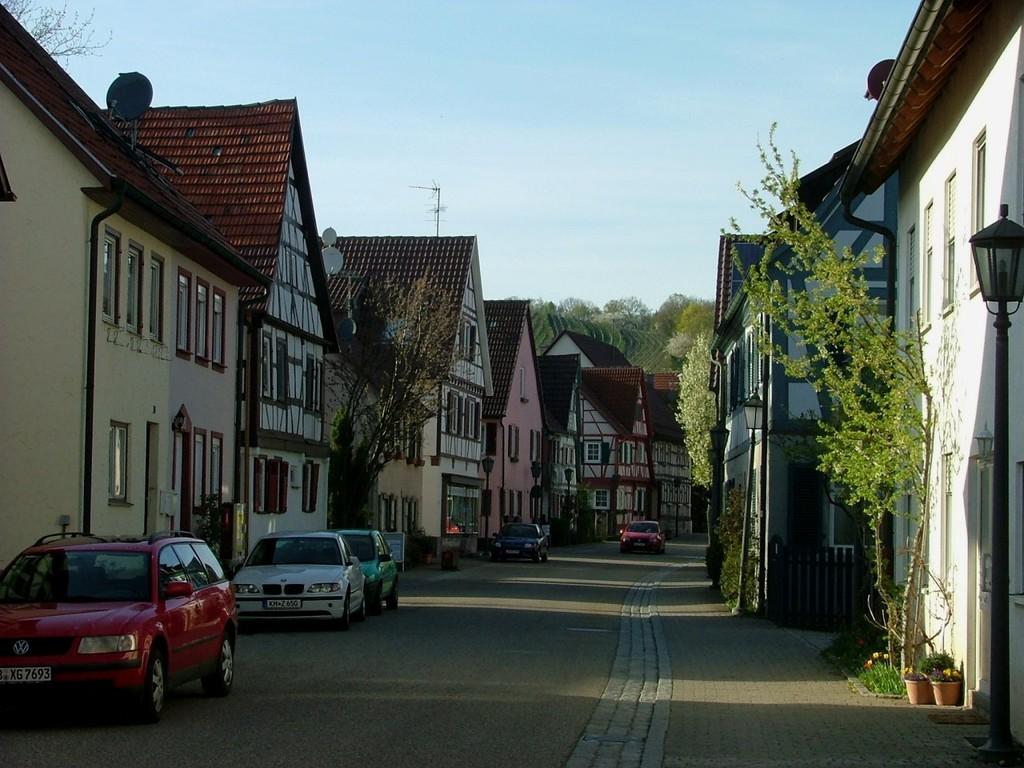 Ortsdurchfahrt Ochsenbach