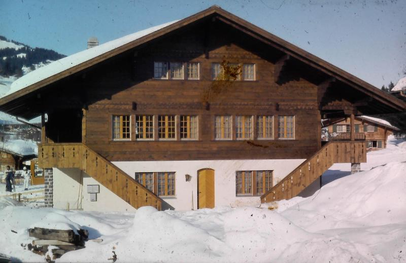 Chalet Diana 1981