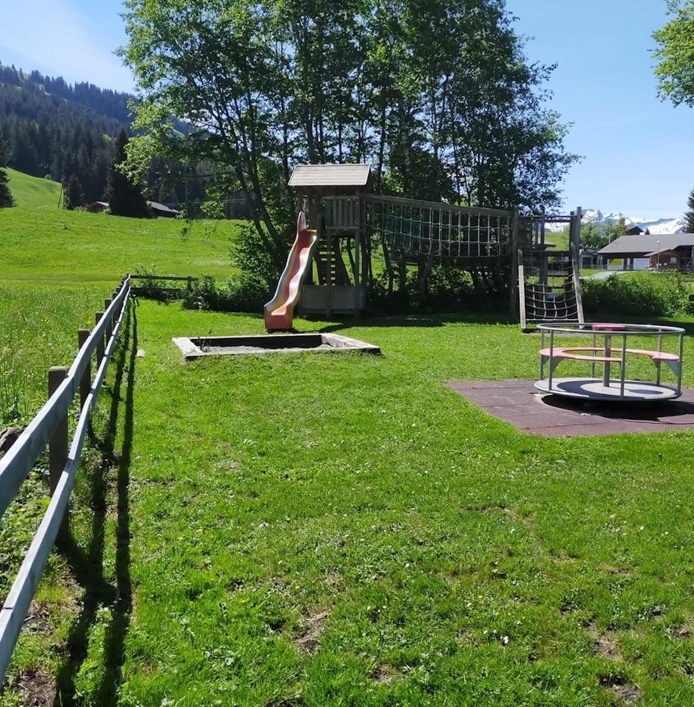 Spielplatz Schönried am Moosweg