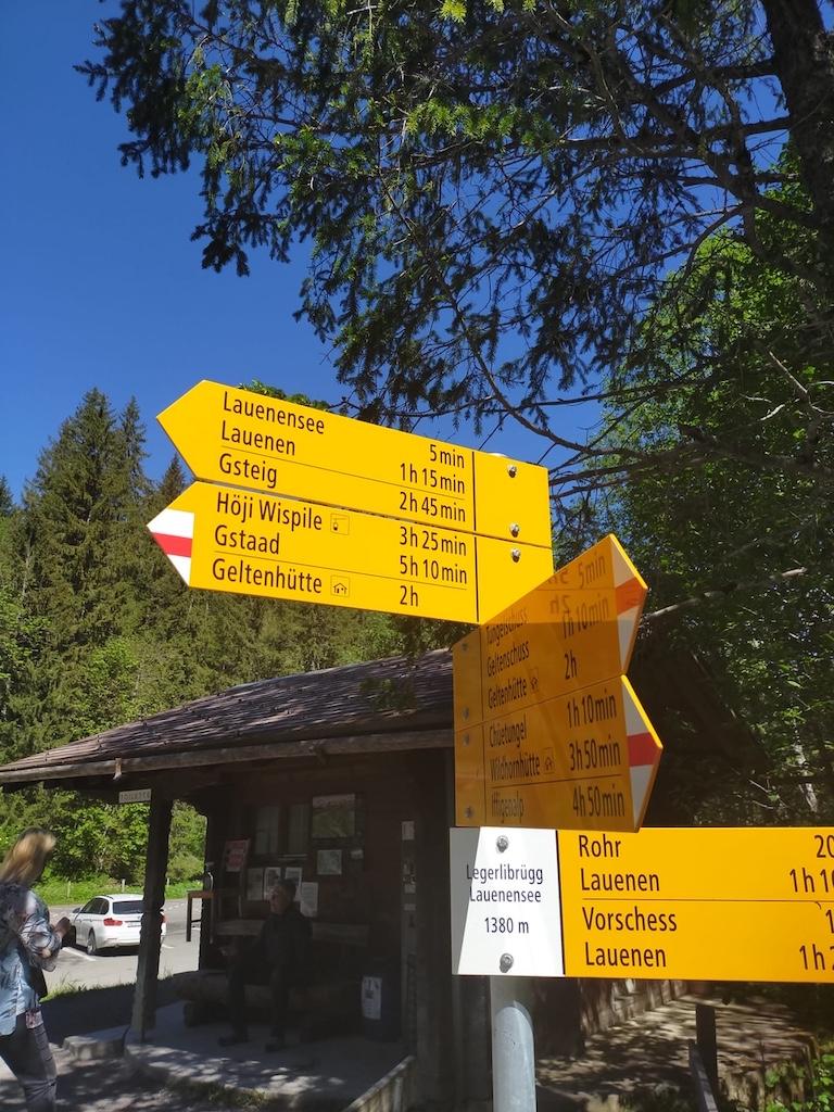 Im Saanenland gibt es Wanderwege für jeden Anspruch