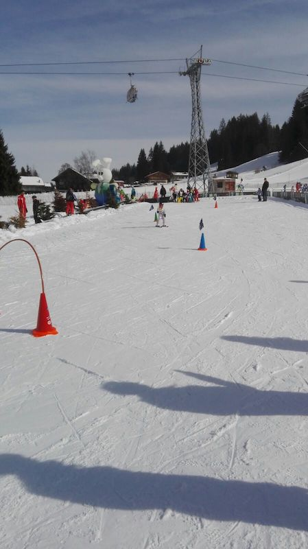 Skiparadies für die kleinen