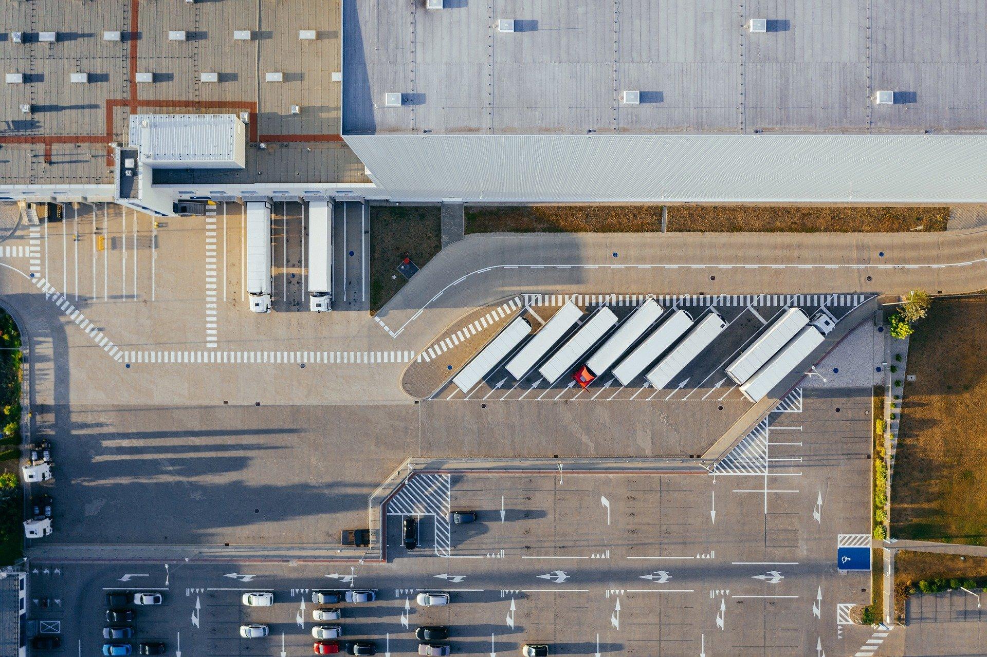 Yard Management mit SAP EWM