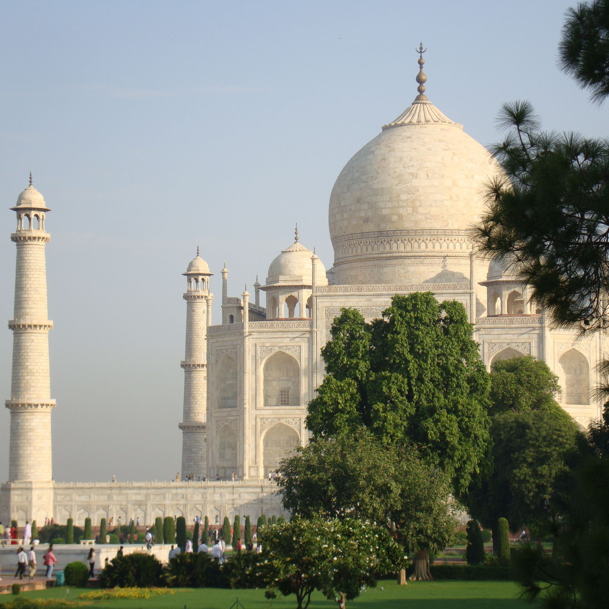 Taj Mahal Agra Uttar Pradesh