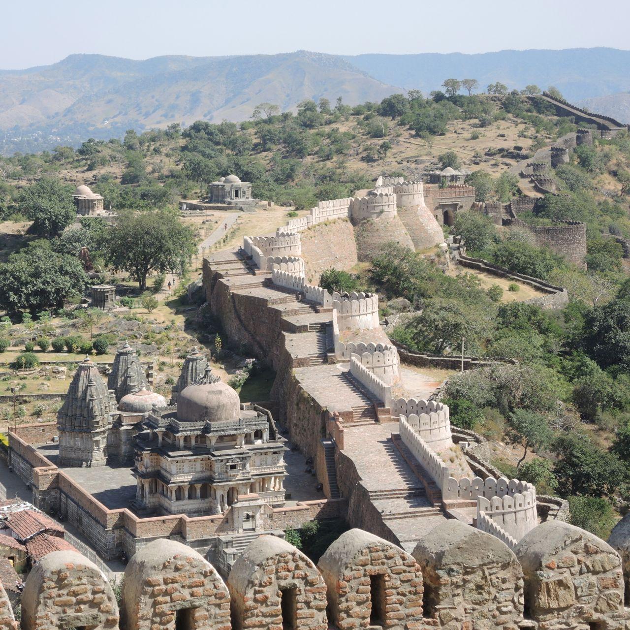 Kumbalgarh Fort Rajasthan