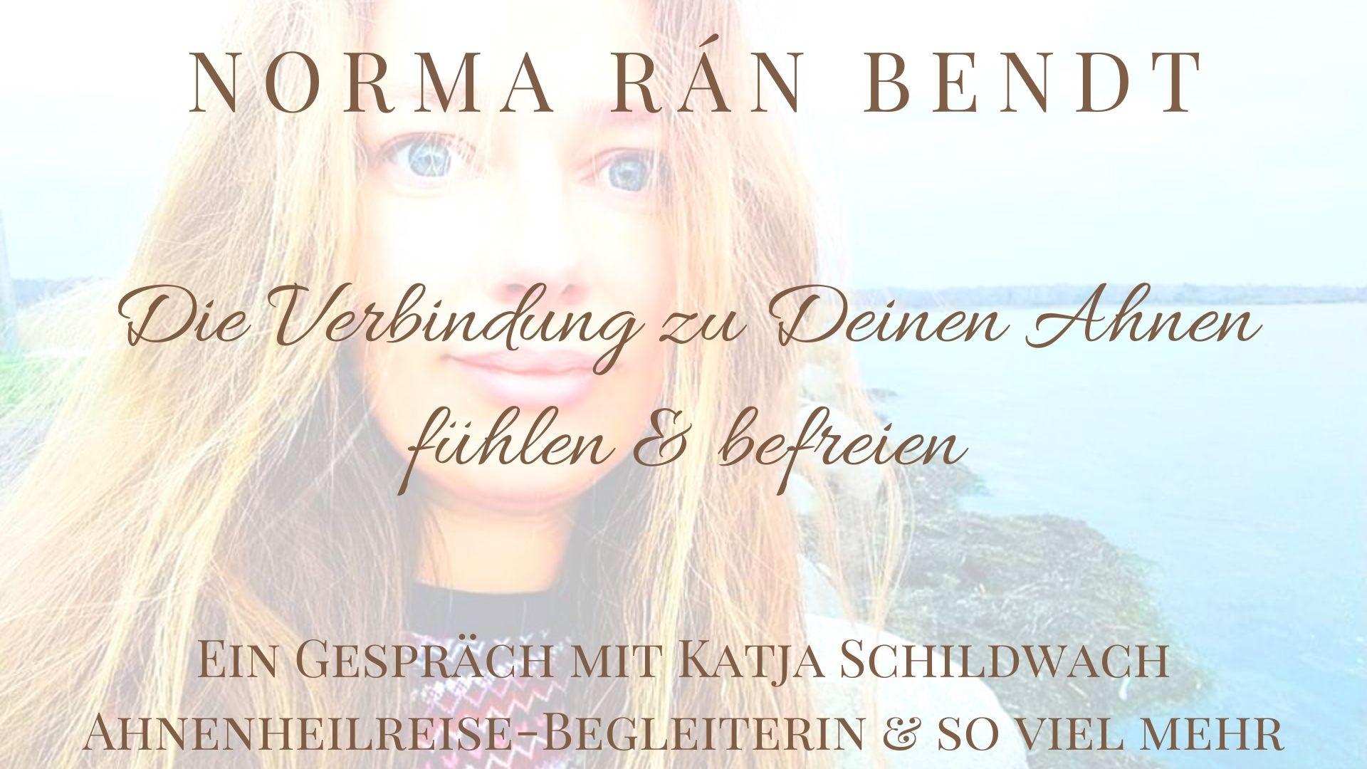 """Lichtgespräch mit Katja Schildwach - Ahnenheilreise-Begleiterin & Stargast in """"Die Neun Wellen"""""""