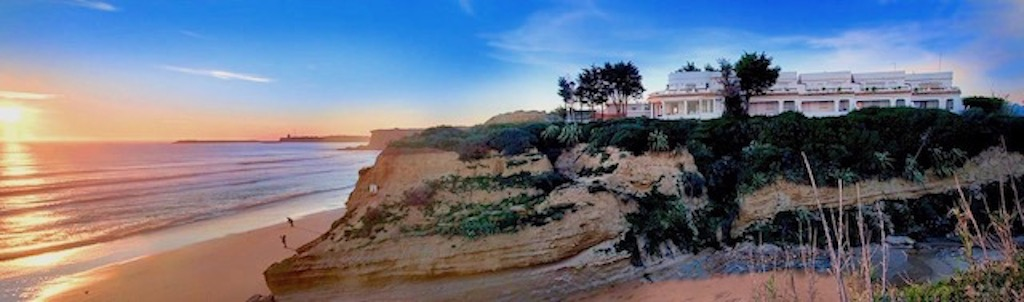 alojamiento cerca de la playa