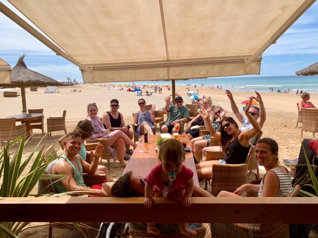 Surfcamp Silvester
