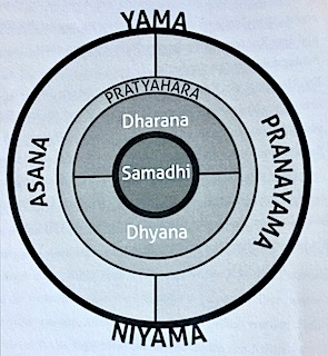 Ashtanga Yoga, 8 limbs