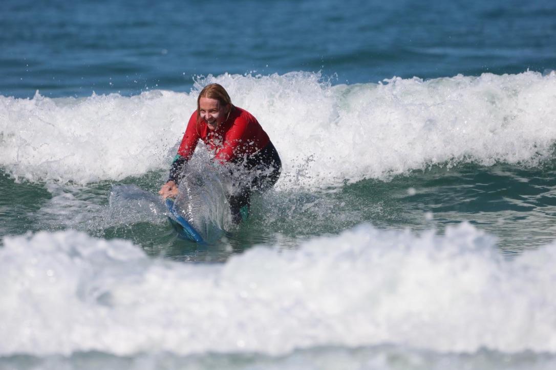 Yoga und Surf Retreat Neujahr