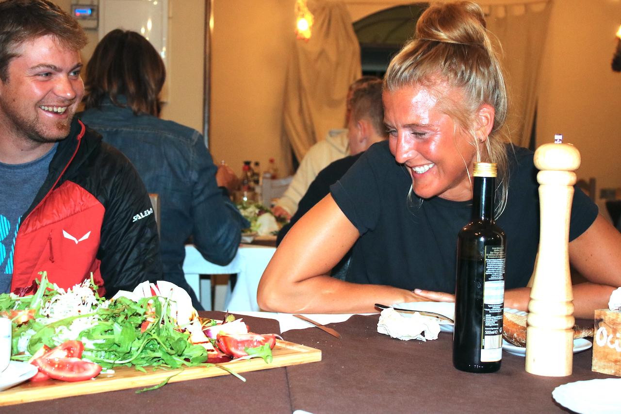 Surfcamp mit Abendessen