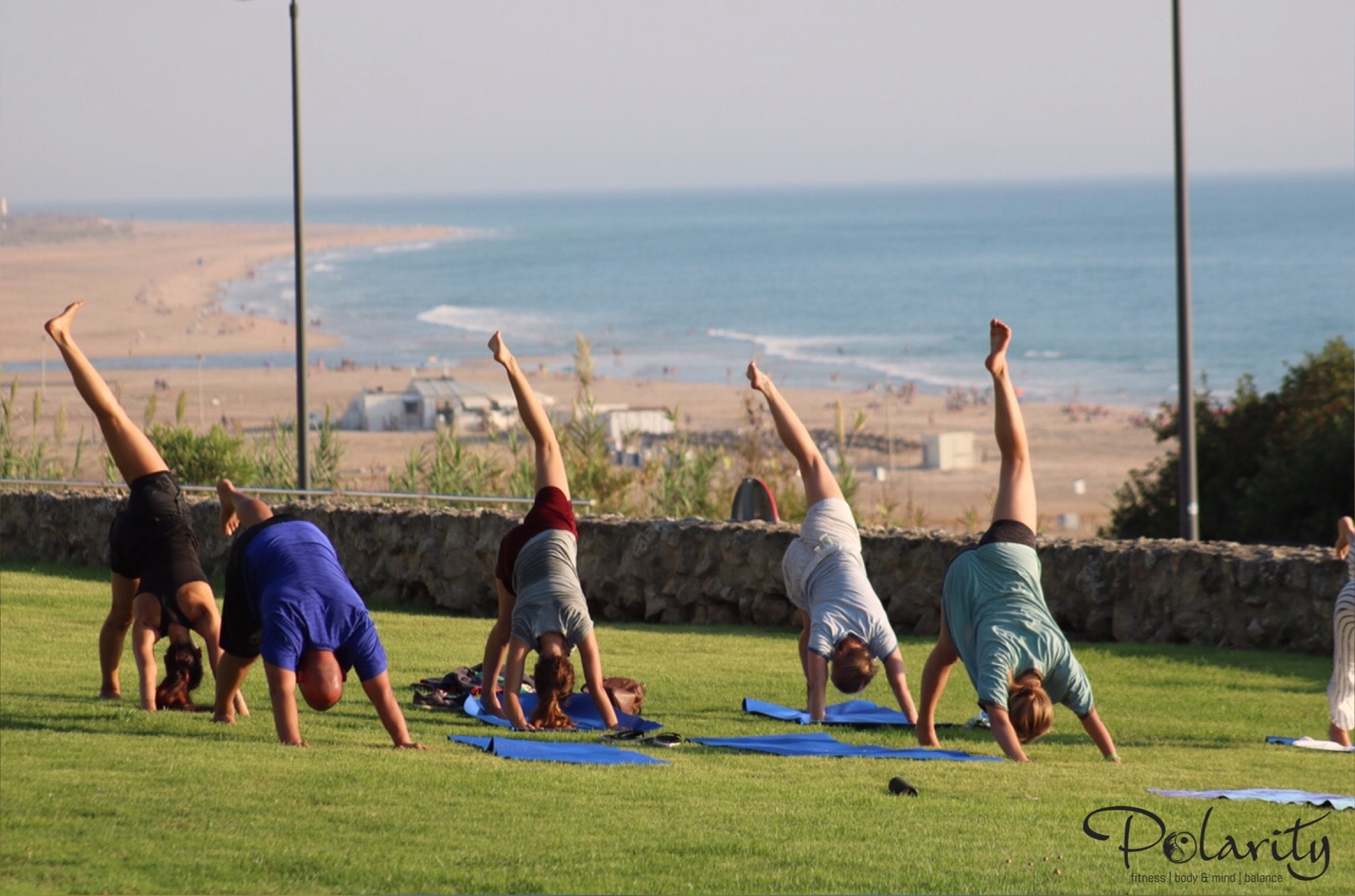 Yoga Retreat, Andalusien