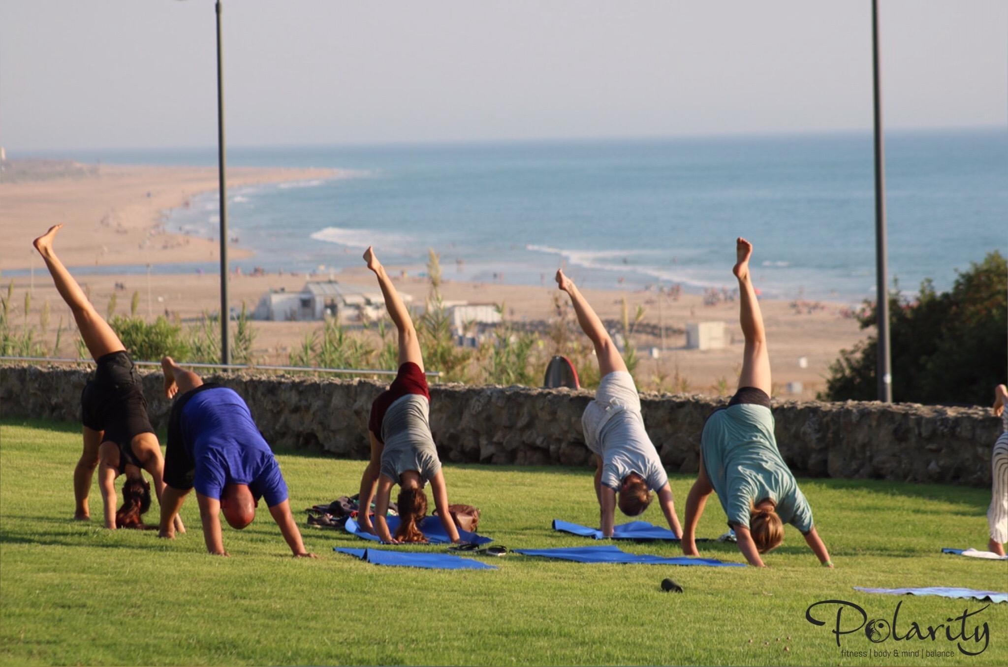 Yoga Retreat, Andalusien