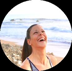 Glückshormone und Yoga Urlaub Südspanien